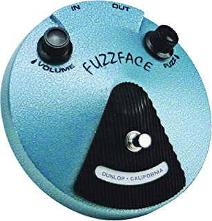 Dunlop Jimi HendrixTM Fuzz Face Distortion