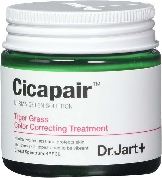 drjrt Dr. Jart+ Cicapair Tiger Grass Color Correcting Treatment SPF30_1.7oz : Amazon.co.uk: Beauty