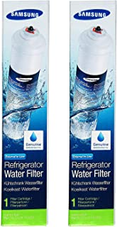 Samsung Aqua-Pure Plus Lot de 2 filtres d'origine pour réfrigérateur, DA29-10105J / HAFEX/EXP, HAF-EX/XAA