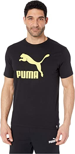 PUMA Black/Fizzy Yellow