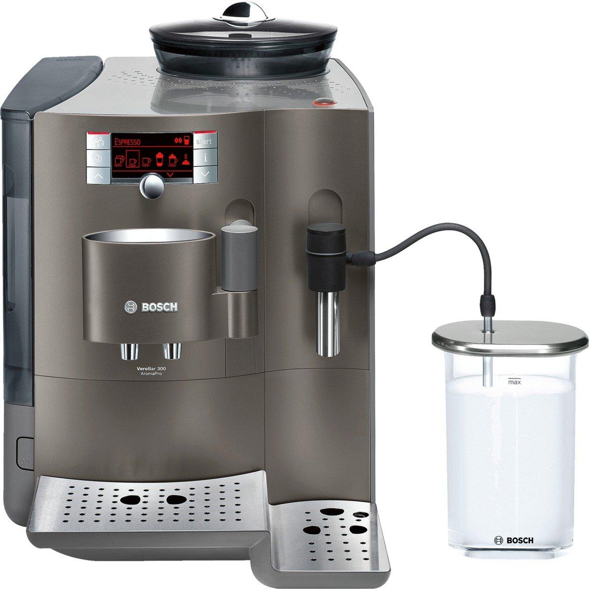 Bosch TES71353DE - Cafetera (Máquina espresso, 2,1 L, Granos de ...