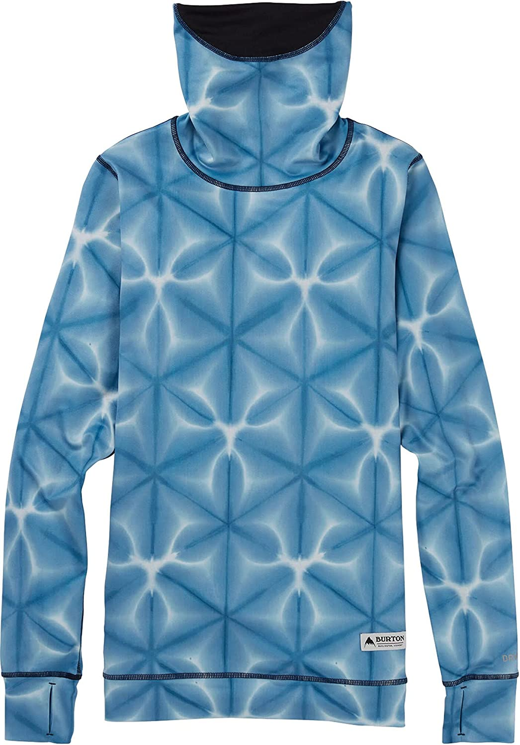 Burton Women's Midweight Long Neck Base Layer Cheap mail Sales results No. 1 order specialty store