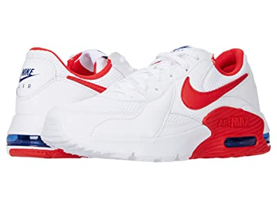 Nike Air Max Excee (White/University Red/Deep Royal) Women