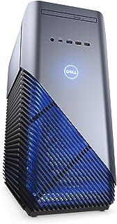 Dell ゲーミングデスクトップパソコン Inspiron 5680 Core i5 リーコンブルー 20Q21/Win10/8GB/256GB SSD+1TB HDD/GTX1660Ti