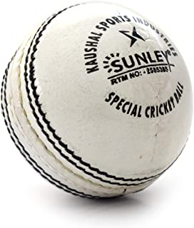 Sunley Cricket Leather Ball