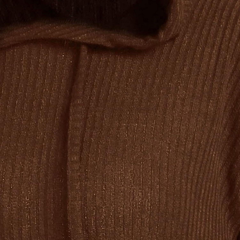 LUGOGNE Women's Long Sleeve Shirts Plus Size Dress Hooded Casual Loose Elastic Plain Color Retro Coat Fashion Jacket Sweater