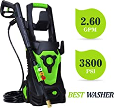 Best high pressure washer cleaner Reviews