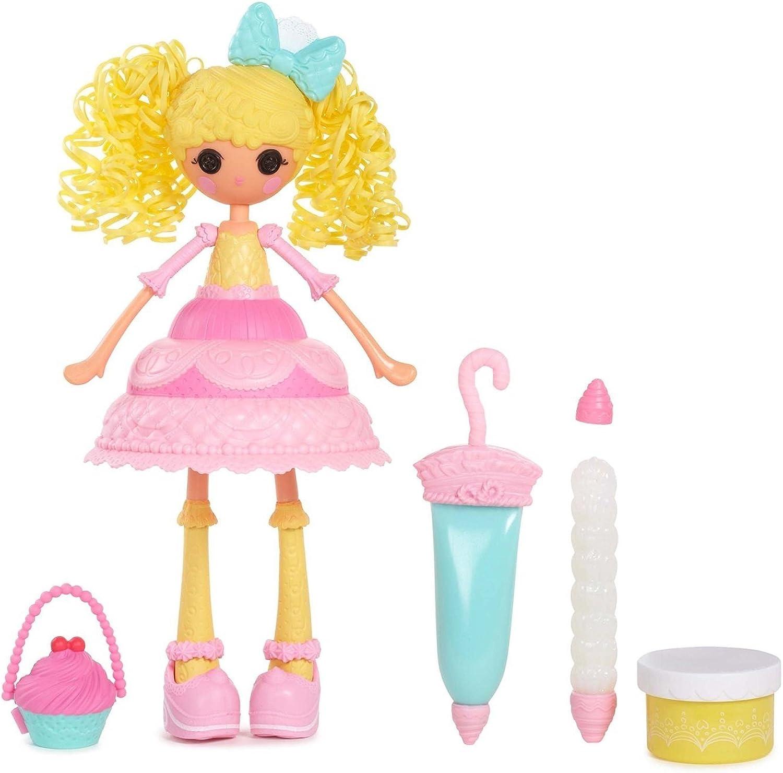 Lalaloopsy Girls Cake Fashion Doll- Candle Slice O' Cake