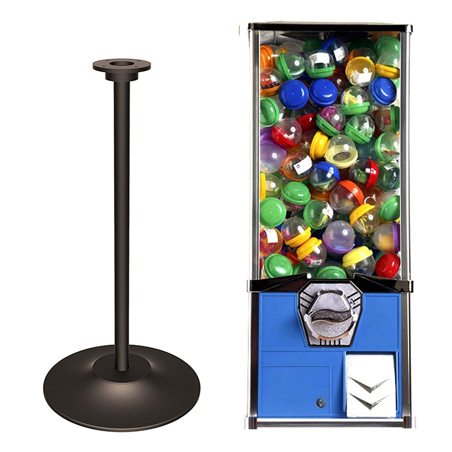 Vending Machine Super popular specialty New item store - Big Capsule Prize with Stand