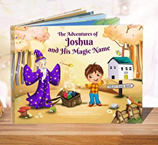A Clever Personalized Story Book - Childrens Keepsake Gift - Stocking Filler, Birthdays, Xmas