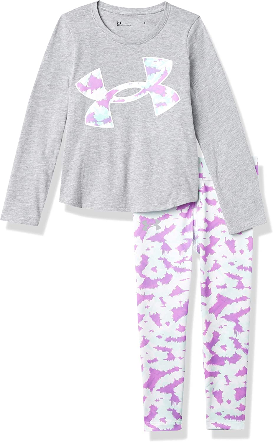 Under Armour Girls' Ua Set SALENEW very popular Abstract OFFicial store