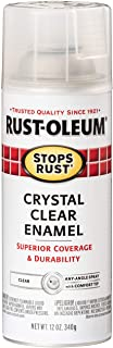 Rust-Oleum 7701830 – 6 PK Stops Rust Spray Paint, Enamel, 12 Fl. Oz. Aerosol Can,..