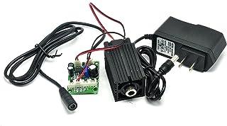532MD-200-12V 1mW 532nmの産業のグリーンドットレーザーDPSSダイオードモジュール12V AC/DCワット/TTL&ファン冷却&長時間労働クラス2