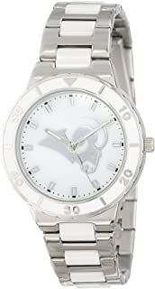Game Time Women's NFL Pearl Collection Watch
