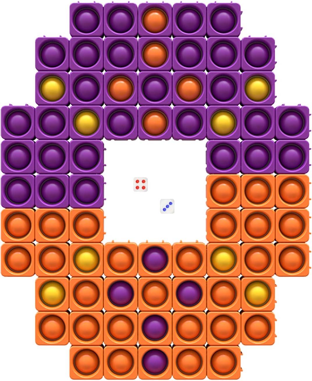 Pngy Big Fidget Blocks Pop Max 57% Max 86% OFF OFF P DIY Sensory Toys Bubble