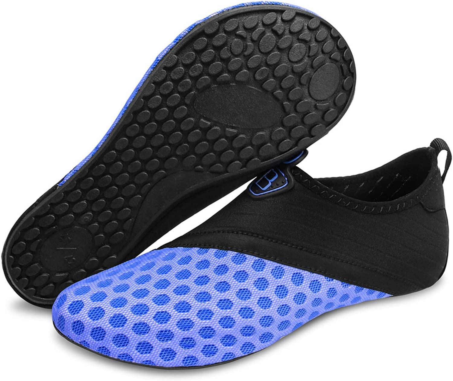 Barerun Barefoot Quick-Dry Water Sports shoes Aqua Socks Swim Beach Pool Surf Yoga Women Men