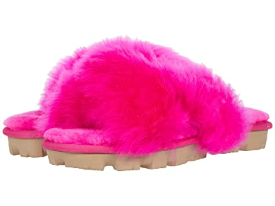UGG Fuzzalicious (Rock Rose) Women