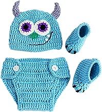newborn monster hat
