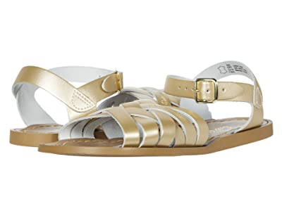 Salt Water Sandal by Hoy Shoes Retro (Big Kid/Adult) (Gold) Girls Shoes