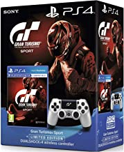 Gran Turismo Sport Plus Limited Edition DualShock 4 wireless controller