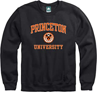 Classic Arch Logo NCAA Colleges and Universities Adult Grey Ivysport Long Sleeve T-Shirt