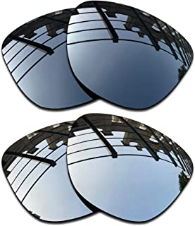 SEEABLE Premium Polarized Mirror Replacement Lenses for Oakley Frogskins OO9013 Sungl