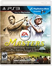 Tiger Woods PGA TOUR 14: The Masters Historic Edition Sports Game - Blu-ray Disc - PlayStation 3