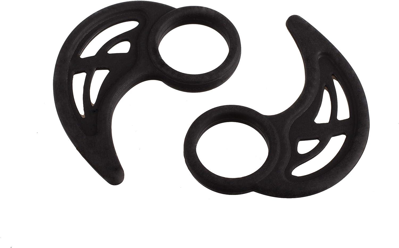 Xcessor 4 Paar 8 Stück Universal Silikon Ohrhaken Kopfhörerzubehör Für Den Sport Kompatibel Mit Den Beliebtesten