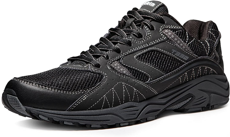 4ae74bdb4cc7 TSLA TFT330BLK_Men 12 D(M) Men's Outdoor Sneakers Trail Running shoes T330