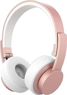 Urbanista Seattle Bluetooth-hörlurar [Unikt URBANISTA-ljud], upp till 12 timmars uppspelningstid, samtal via mikrofon — ro...
