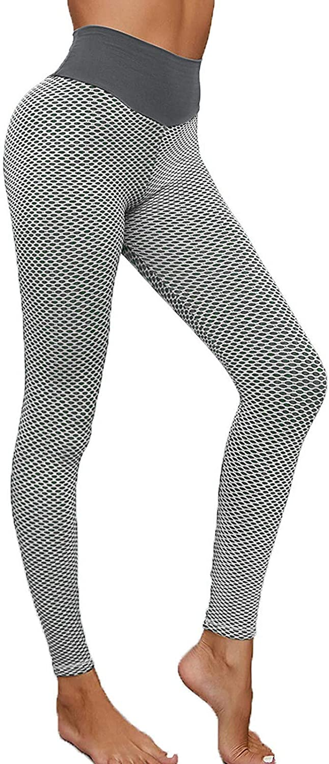 Euone_Clothes Yoga Pants for Women, Womens Stretch Yoga Leggings Fitness Running Gym Sports Full Length Active Pants