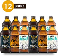 Cerveza Jabalí Cervexxa Beerpack 12
