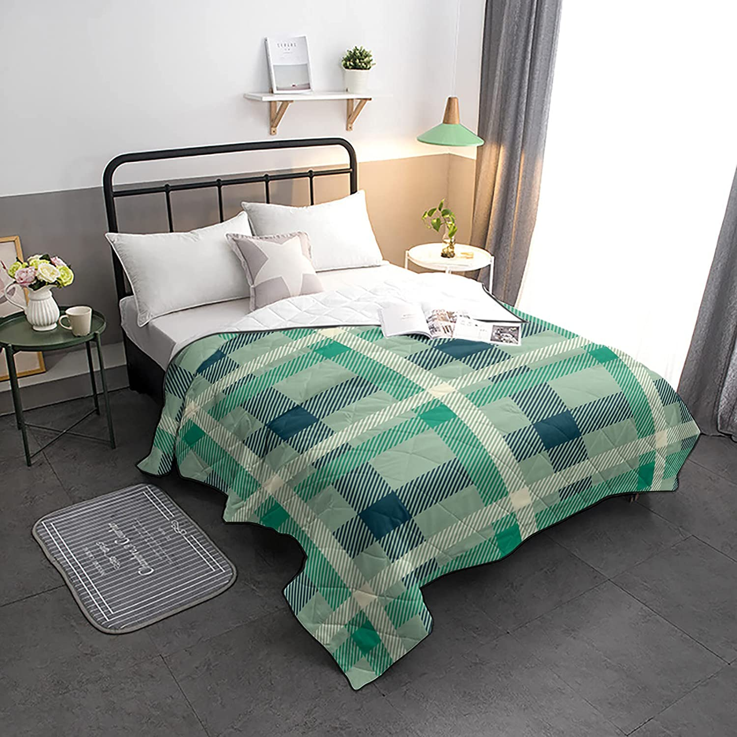 HELLOWINK Bedding Challenge the lowest price Comforter low-pricing Duvet Qu Lighweight Twin Size-Soft
