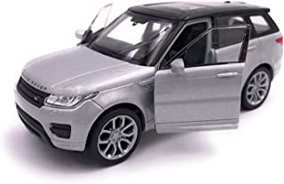 Range Rover Sport 1/38 Silver by Kinsmart