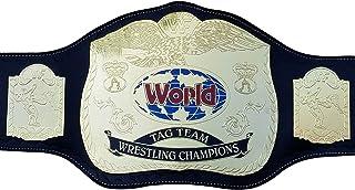 WWF World Tag Team Championship Wrestling Belt Adult Size Replica Belts