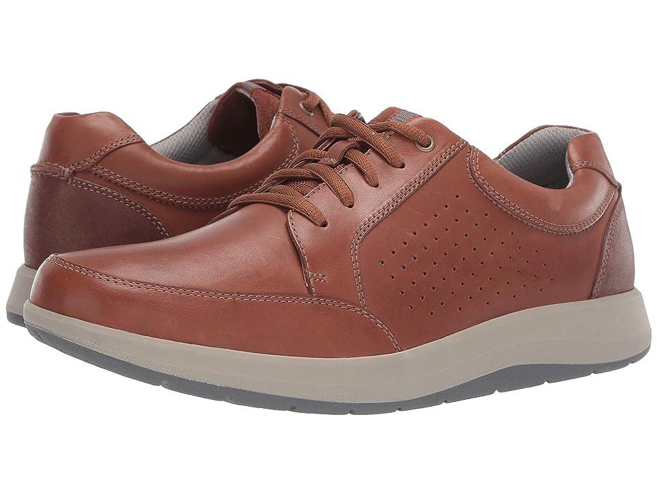 Clarks Shoda Walk (Tan Leather) Men