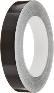 Trimbrite T8001 1/2X36 Black Pin Stripe