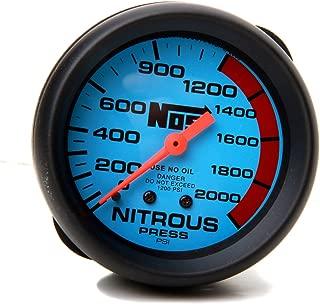 NOS 15911 Nitrous Pressure Gauge
