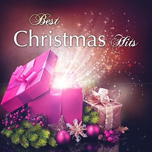 Christmas Music Background.Best Christmas Hits Traditional Piano Music With Nature