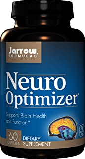 Jarrow Formulas Neuro Optimizer, Supports Brain Health & Function*, 60 Capsules
