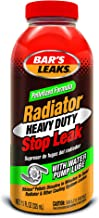 Bar's Leaks PLT11 Pelletized HD Radiator Stop Leak – 11 oz.