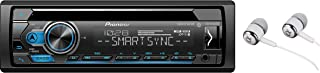 Pioneer DEH-S4120BT in Dash CD AM/FM Receiver with MIXTRAX, Bluetooth Dual Phone Connection, USB, Spotify, Pandora Control, iPhone and Android Music Support, Smart Sync App