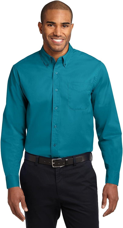 Port Authority Tall Long Sleeve Shirt (TLS608)
