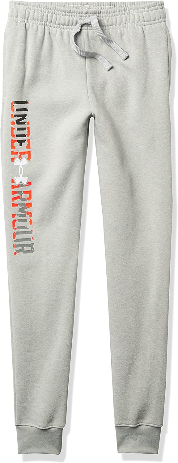 Under Mail order cheap Armour Boys' Rival Joggers Industry No. 1 Fleece Layers