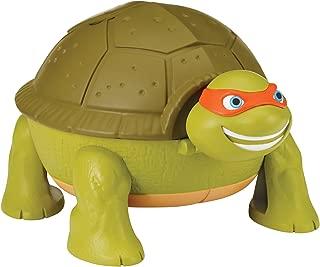 Teenage Mutant Ninja Turtles Micro Mutant Michelangelo's Skate Park Pet to Turtle Playset