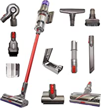 Dyson V11 Animal+ Cordless Red Wand Stick Vacuum Cleaner with 10 Tools Including High Torque Cleaner Head | Rechargeable, ...