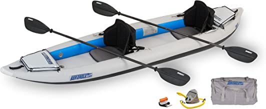 Sea Eagle 385FT FastTrack Inflatable Kayak Pro Package