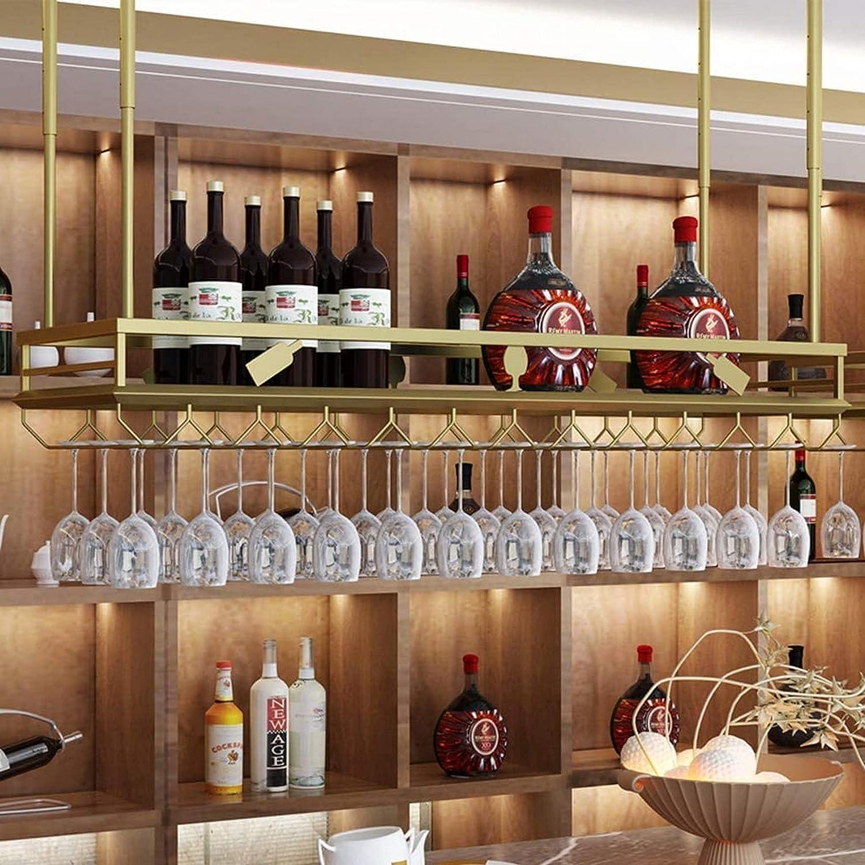 GAXQFEI Wine Rack Bar Home Glass Ranking TOP10 Rapid rise Restaurant Industrial