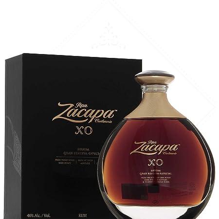 Ron Zacapa Centenario XO Solera Gran Reserva Especial Rum, 3 ...