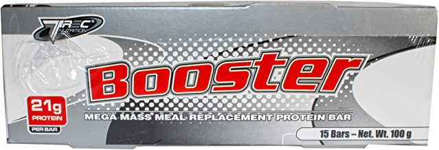 Trec Nutrition Booster Bar 100 g Strawberry Estimated Price : £ 31,49